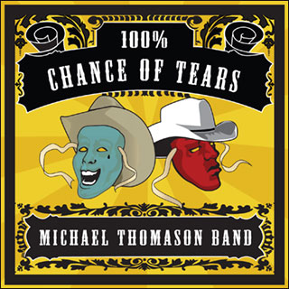 100% Chance of Tears Cover