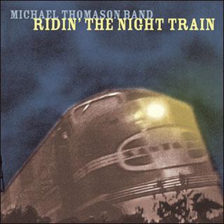Ridin' The Night Train Cover